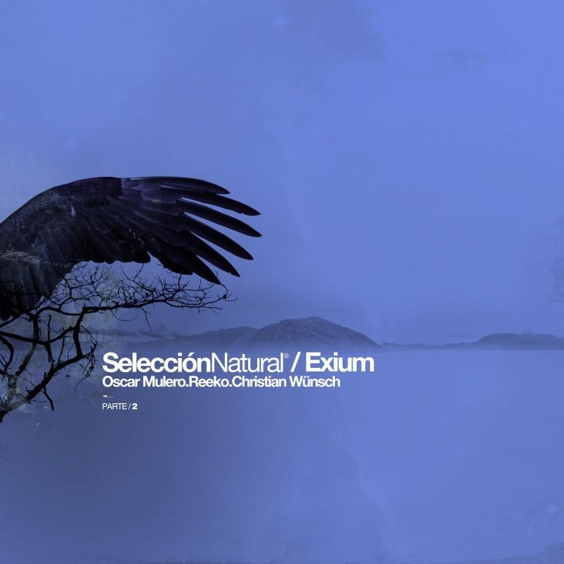 Cover art - Exium: Selección Natural Parte 2