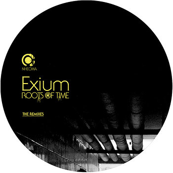 Cover art - Exium: Roots Of Time (The Remixes)