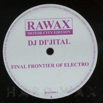 Cover art - DJ Di'jital: Final Frontier Of Electro