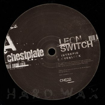 Cover art - Leon Switch: Intrepid