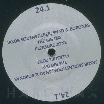 Cover art - Jakob Seidensticker, Snad & Boronas: The Big Day