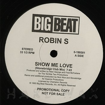 Cover art - Robin S: Show Me Love