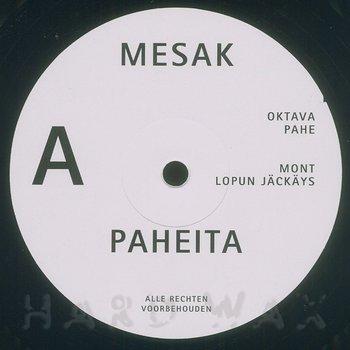 Cover art - Mesak: Paheita