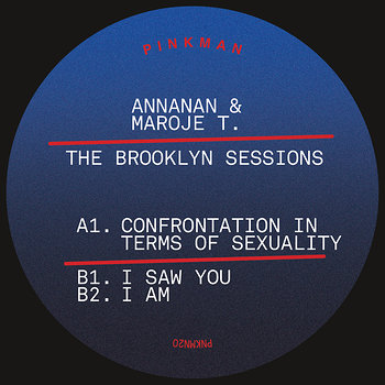 Cover art - Annanan & Maroje T: The Brooklyn Sessions