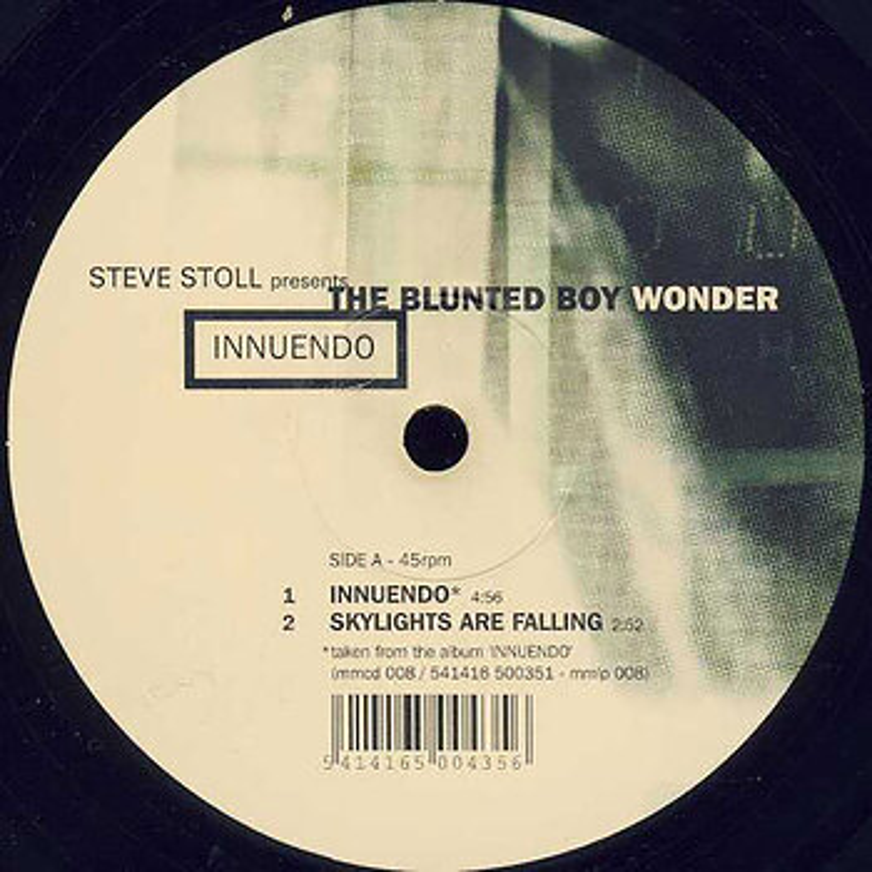 Cover art - The Blunted Boy Wonder: Innuendo EP