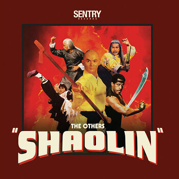 Cover art - The Others: Shaolin