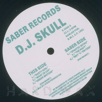 Cover art - DJ Skull: NRG Music