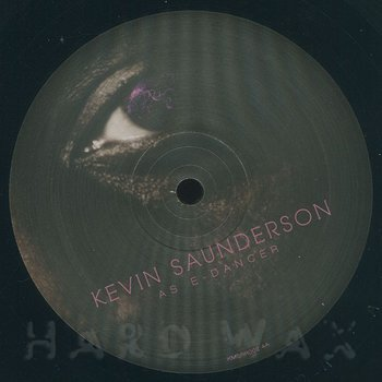 Cover art - Kevin Saunderson: As E-Dancer - Heavenly Revisited Part 4