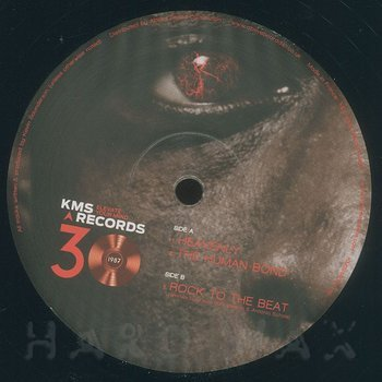 Cover art - Kevin Saunderson: As E-Dancer - Heavenly Revisited Part 1