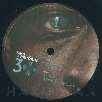Cover art - Kevin Saunderson: As E-Dancer - Heavenly Revisited Part 2