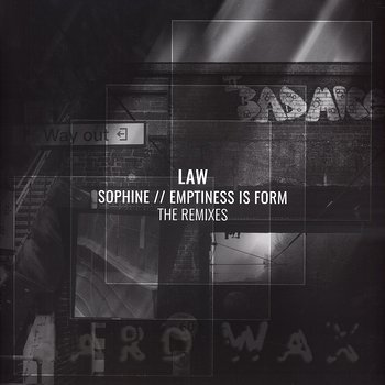 Cover art - Law: Sophine (The Remix)