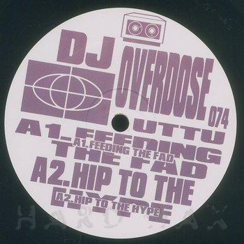 Cover art - DJ Overdose: Feeding the Fad
