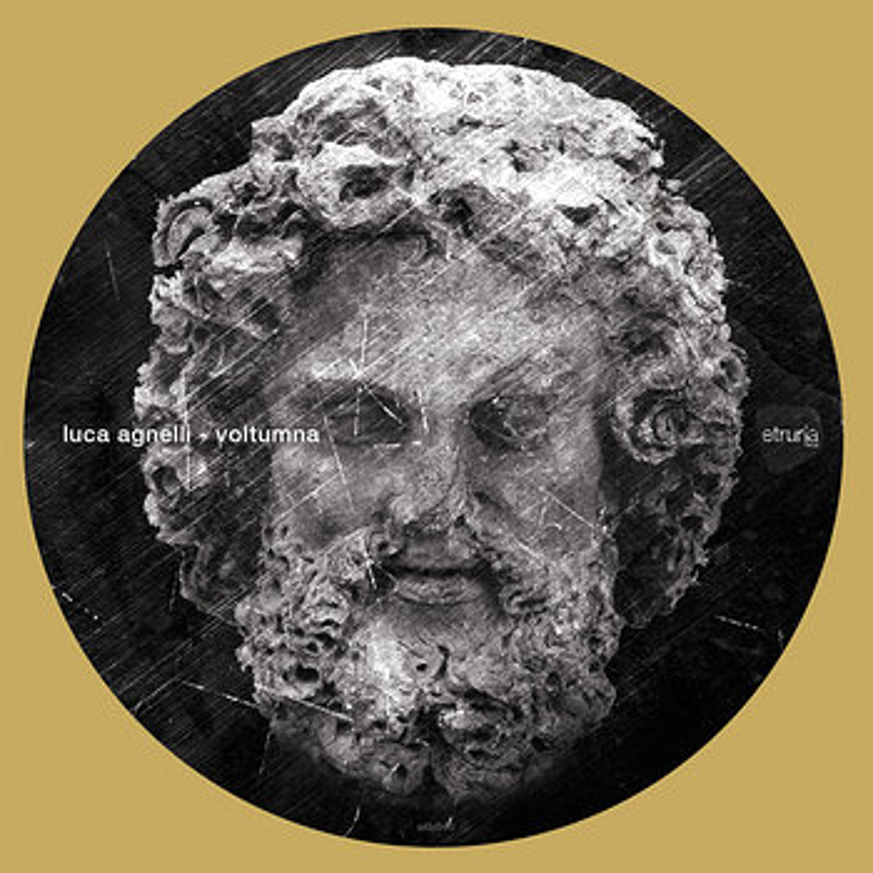 Cover art - Luca Agnelli: Voltumna