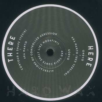 Cover art - Denial Of Service: Contour & Shape EP