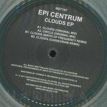 Cover art - Epi Centrum: Clouds EP
