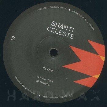 Cover art - Shanti Celeste: Make Time
