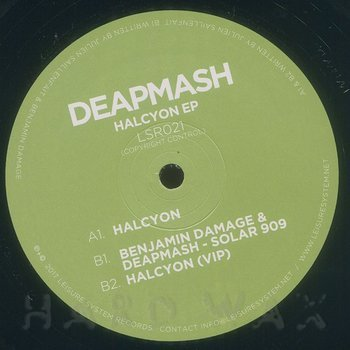 Cover art - Deapmash: Halcyon EP