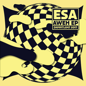 Cover art - Esa: Aweh EP