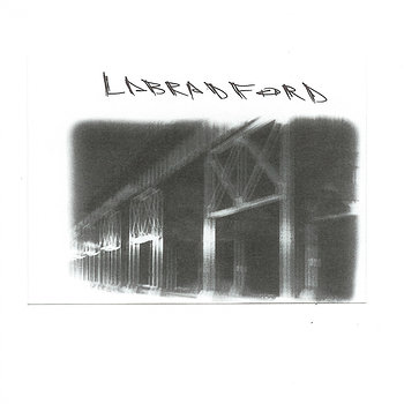 Cover art - Labradford: Labradford