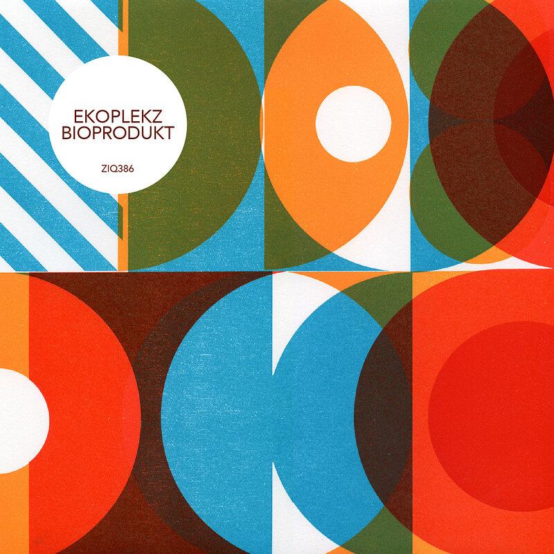 Cover art - Ekoplekz: Bioprodukt