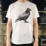 Cover art - T-Shirt, Size S: Workshop 20, white w/ black print