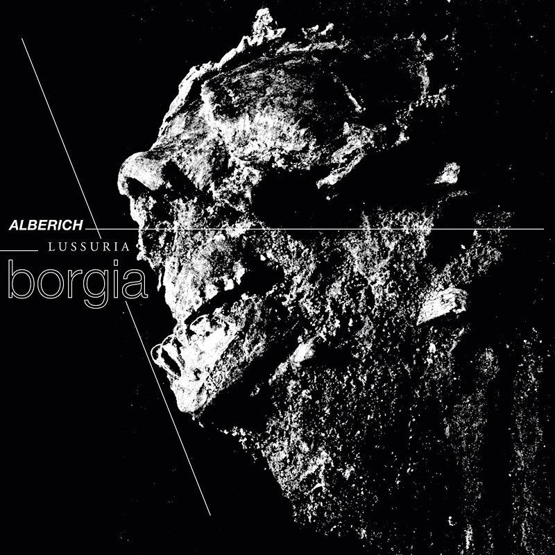 Cover art - Alberich & Lussuria: Borgia