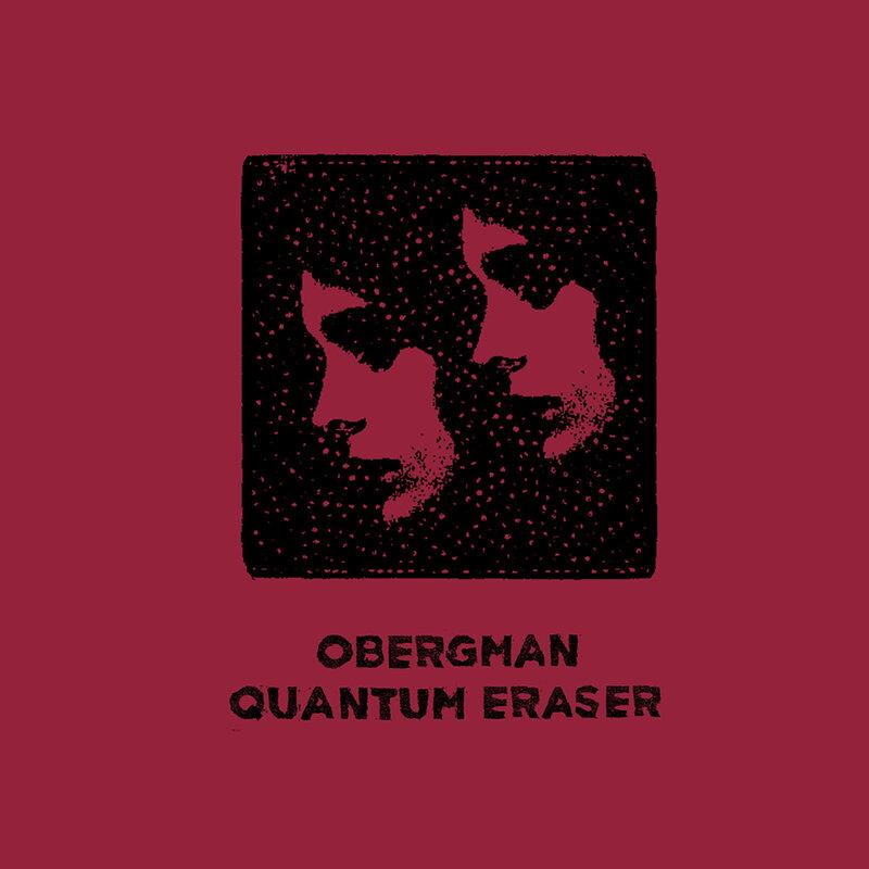 Cover art - Obergman: Quantum Eraser