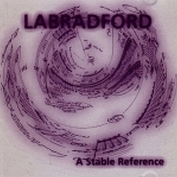 Cover art - Labradford: A Stable Reference