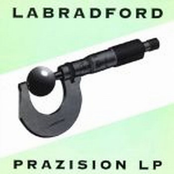 Cover art - Labradford: Prazision LP