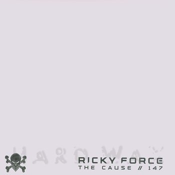 Cover art - Ricky Force: The Cause