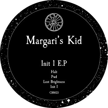 Cover art - Margari's Kid: Init 1 EP