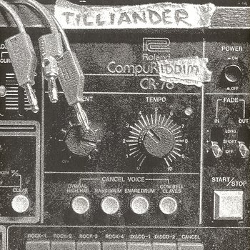 Cover art - Tilliander: Compuriddim