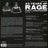 Cover art - Various Artists: Fabio & Grooverider - 30 Years of Rage Part 2