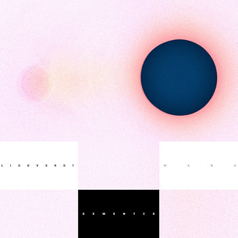 Cover art - Ligovskoï: Mana