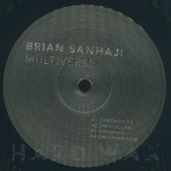 Cover art - Brian Sanhaji: Multiverse