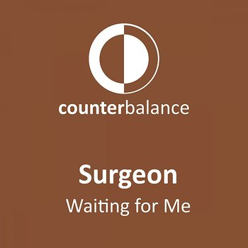 Cover art - Surgeon: Waiting For Me