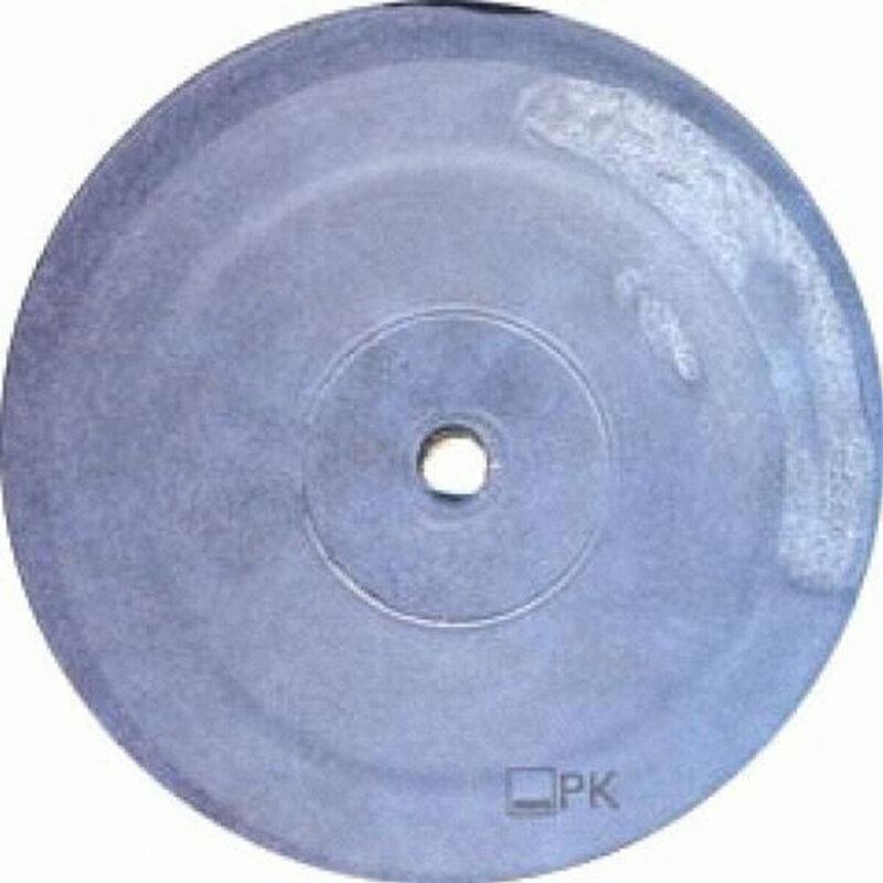 Cover art - Plastikman: PK