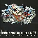 Cover art - Nucleus & Paradox: Wrath Part 2