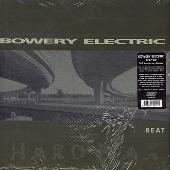 Cover art - Bowery Electric: Beat