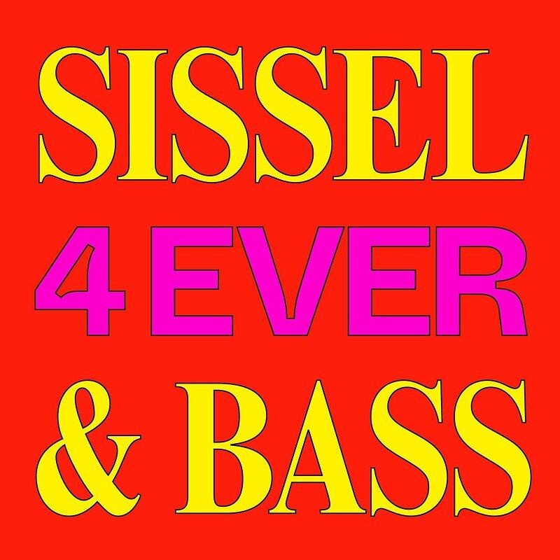 Cover art - Peder Mannerfelt: Sissel & Bass 4 Ever