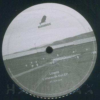 Cover art - Lowris: L'oiseau De Nuit EP