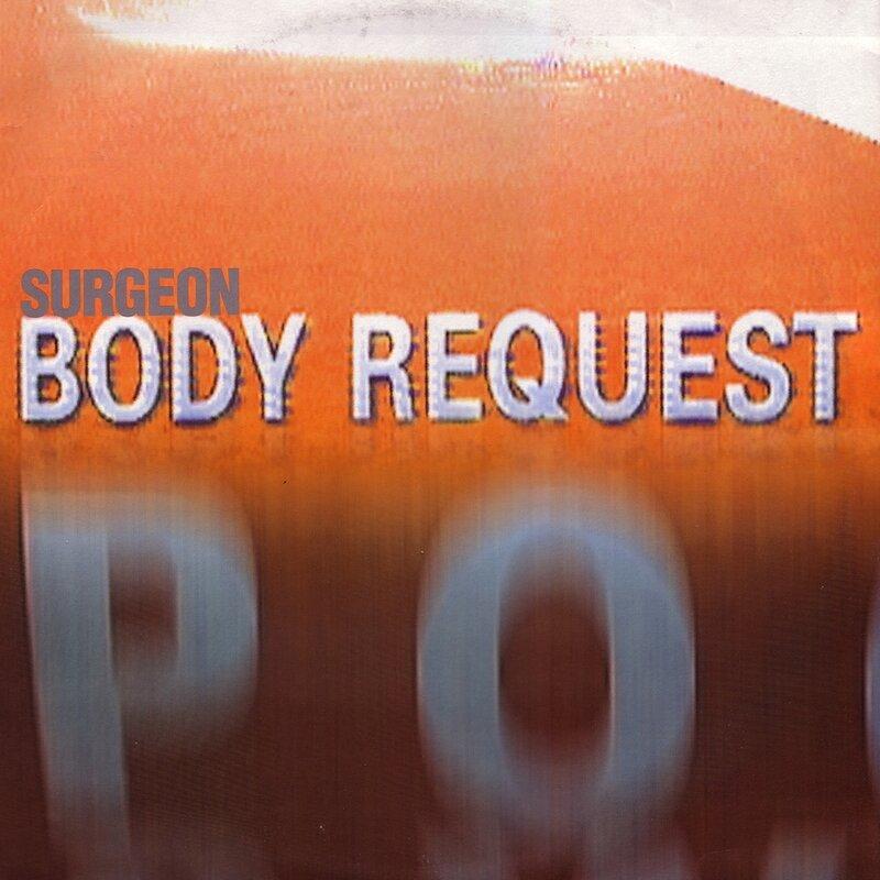 Cover art - Surgeon: Body Request