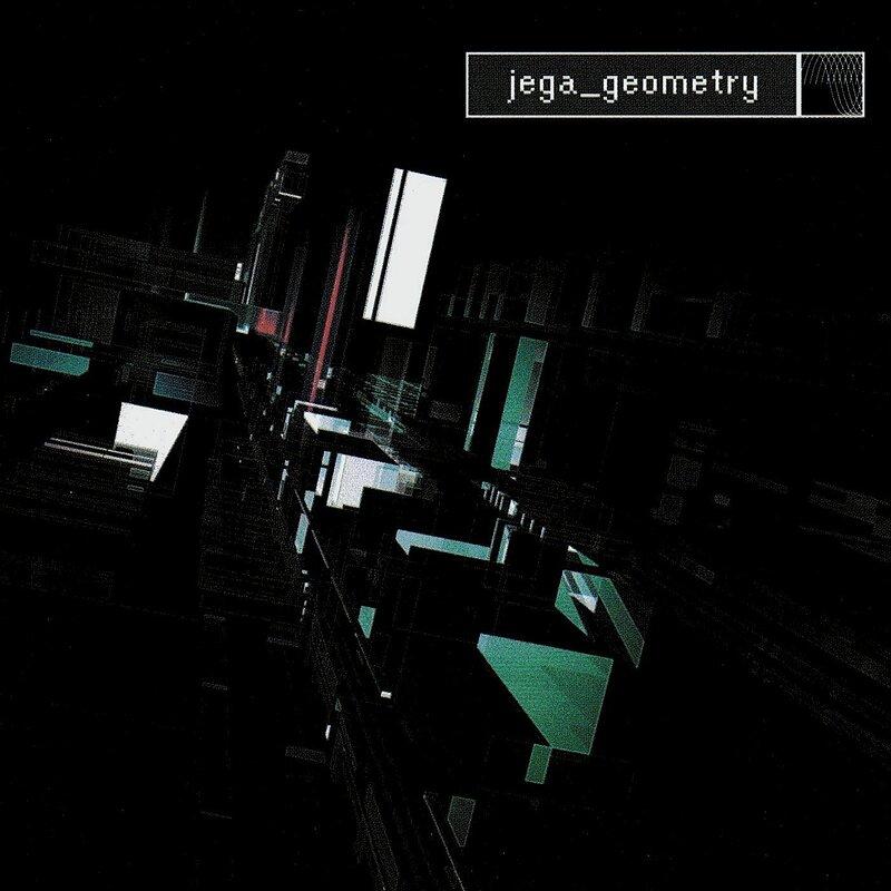 Cover art - Jega: Geometry