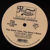 Cover art - Bill Brandon / Lorraine Johnson: We Feel In Love While Dancing / The More I Get, The More I Want