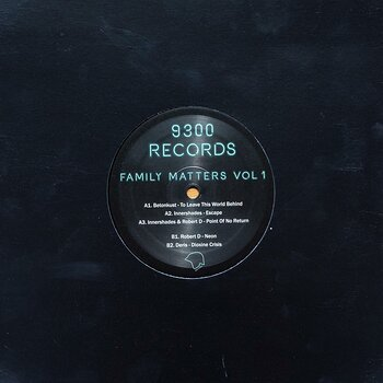 Cover art - Various Artists: Family Matters Vol.1