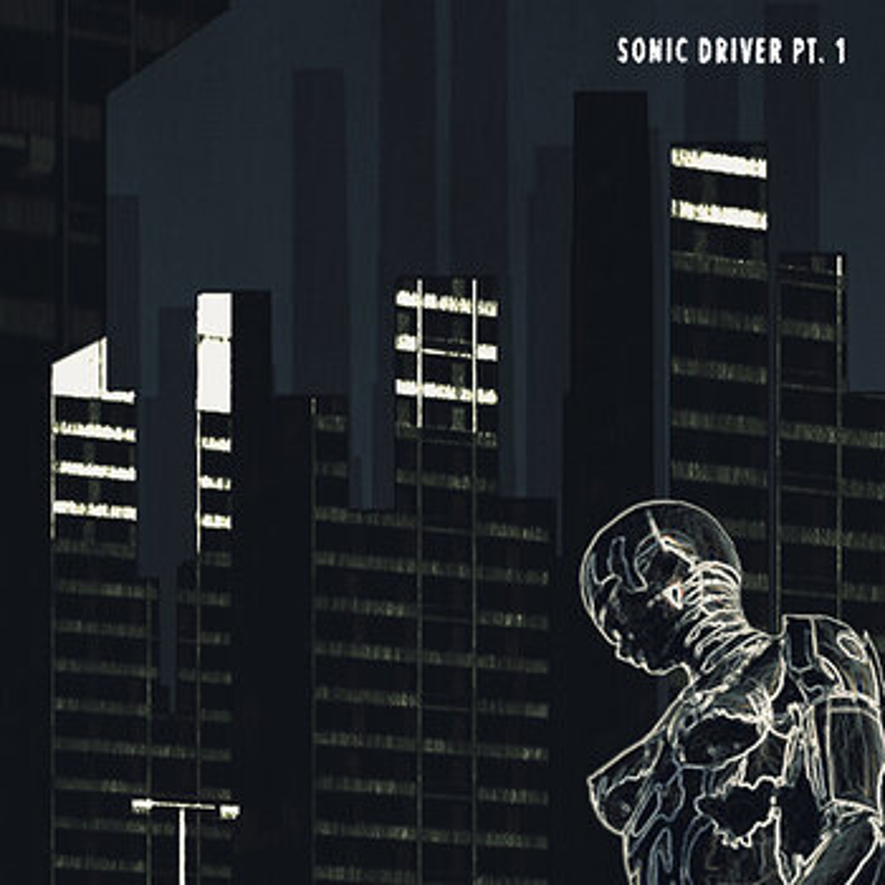Cover art - Henning Baer / Pablo Mateo: Sonic Driver Pt. 1
