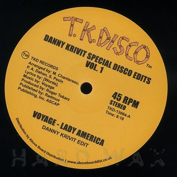 Cover art - Various Artists: Danny Krivit Special Disco Edit Vol. 1