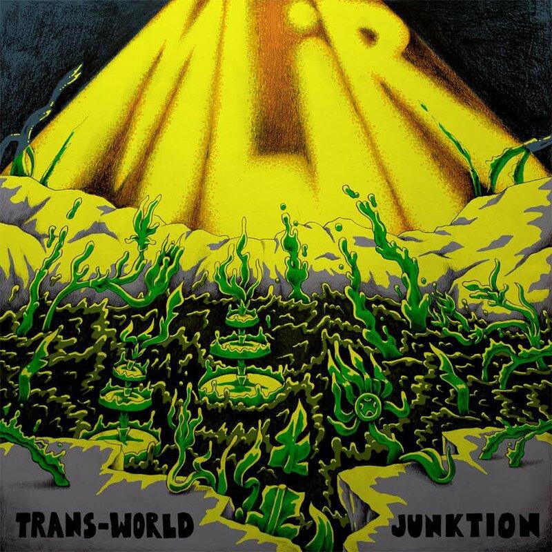 Cover art - Mlir: Trans-World Junktion