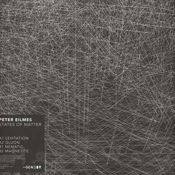 Cover art - Peter Eilmes: States Of Matter