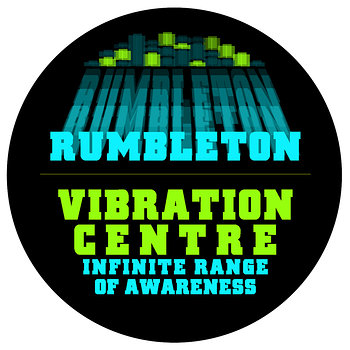 Cover art - Rumbleton: Vibration Centre